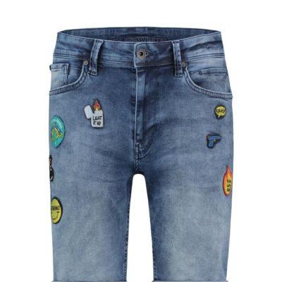 purewhite shorts blauw