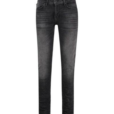 Purewhite skinny jeans donker grijs