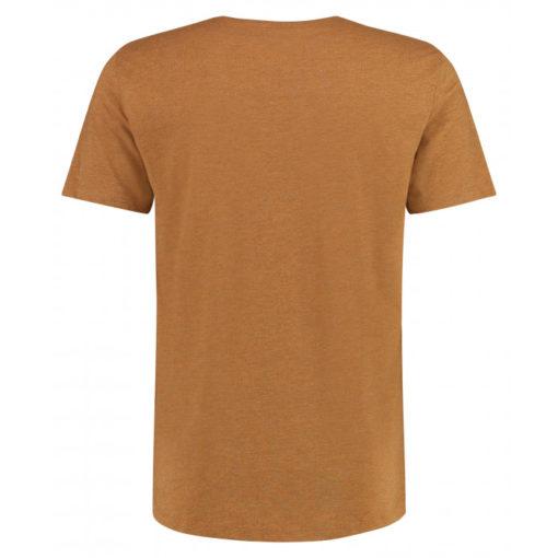 kultivate t-shirt bruin