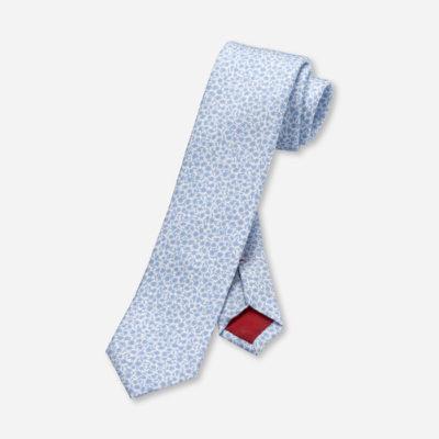 olymp stropdas slim blauw