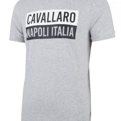 Cavallaro Napoli t-shirt grijs