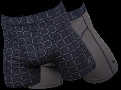 Cavello underwear zwart grijs