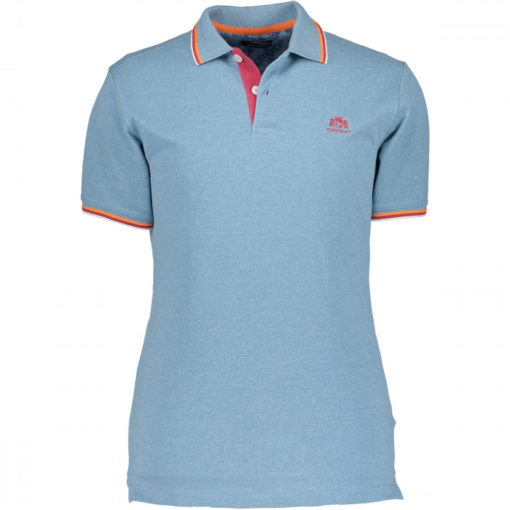 State of art polo blauw,