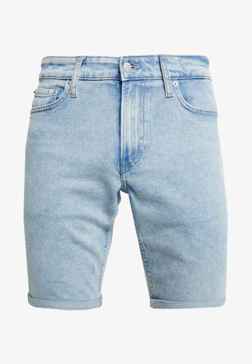 Calvin Klein Short denim blauw