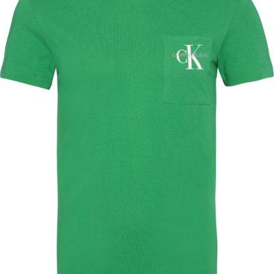 calvin klein t-shirt groen