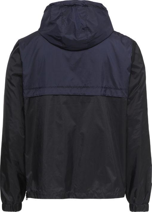 calvin klein anorak jas zwart