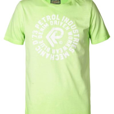 Petrol Industries T-shirt groen