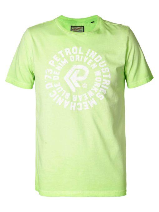 Petrol Industries T-shirt groen