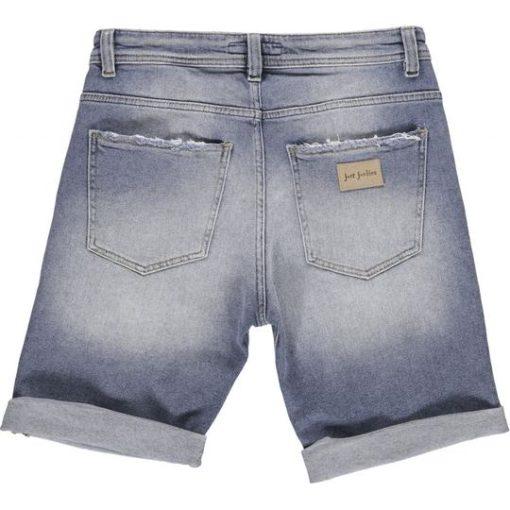 Just junkies shorts blauw