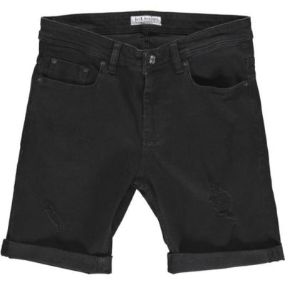 Just Junkies shorts zwart