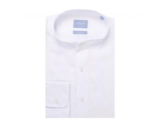 Tresanti Linnen overhemd wit