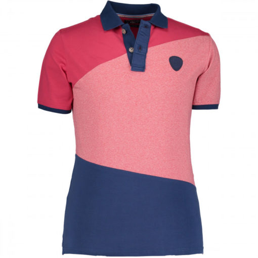state of art polo rood blauw
