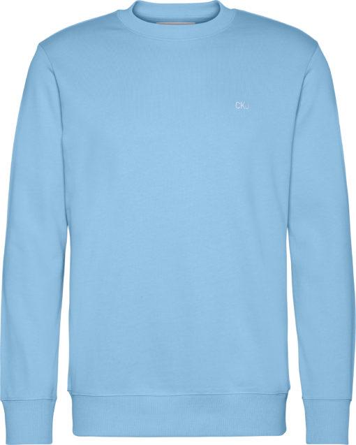 Calvin Klein Jeans sweater licht blauw