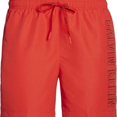 Calvin Klein Medium zwemshort met trekkoord