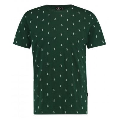 kultivate t-shirt groen