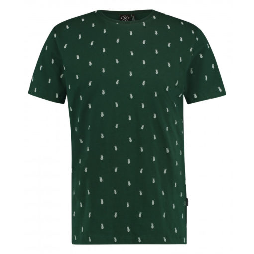 kultivate t-shirt groen