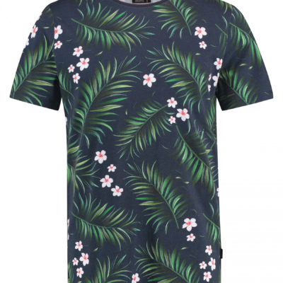 kultivate t-shirt navy