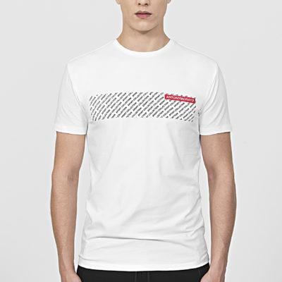 Antony morato t-shirt wit
