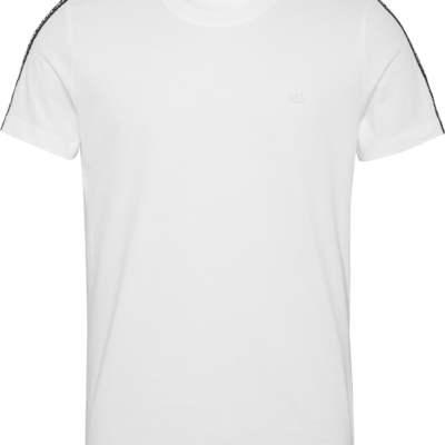 Calvin Klein T-shirt met Logotape