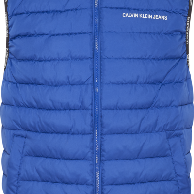 Calvin Klein Gewatteerde Gilet Marazine blue