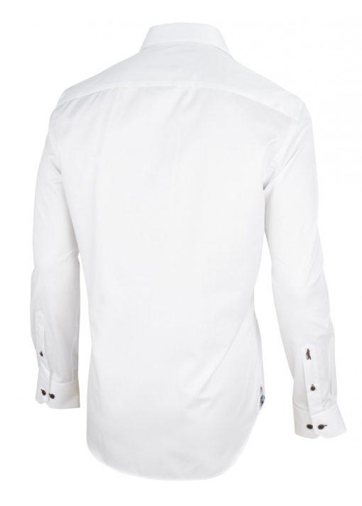 CAVALLARO NAPOLI Cento Shirt Wit