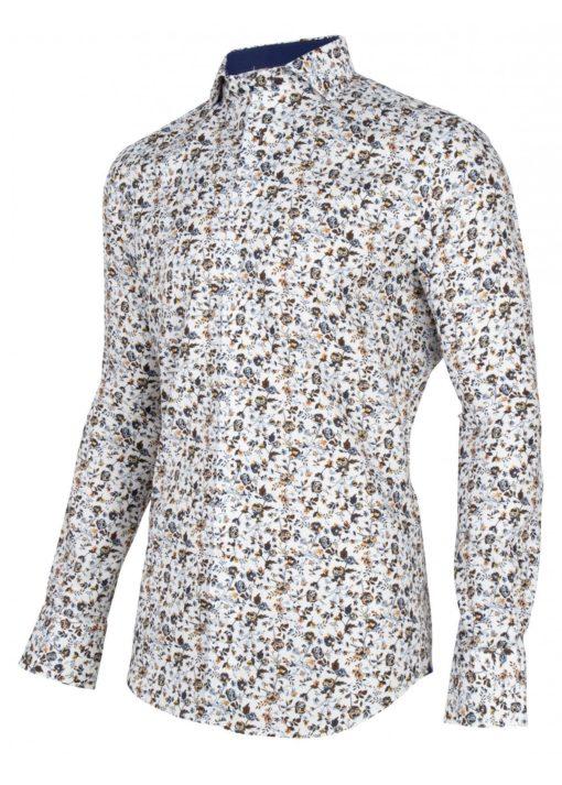 CAVALLARO NAPOLI Empolo Shirt Wit
