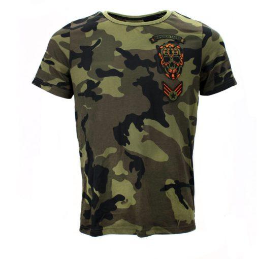 BLACK & GOLD Militarti Camo Army