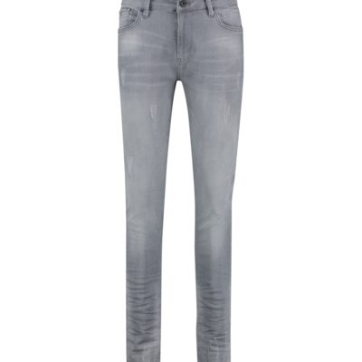 Purewhite The Jone 127 Fade Jeans Light Grey