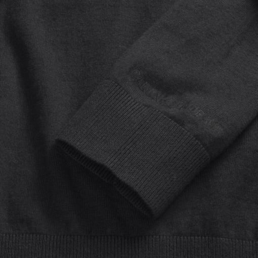 Calvin Klein Coltrui van katoen-kasjmiermix Black