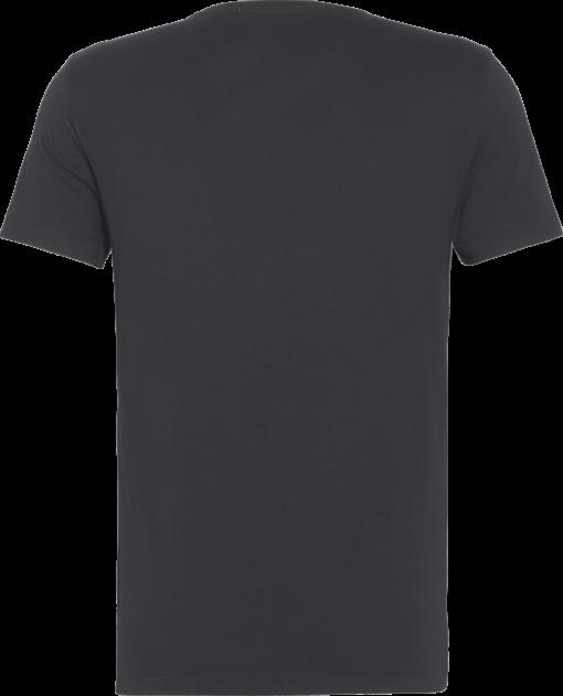 Calvin Klein Slim T-Shirt met logozak Black