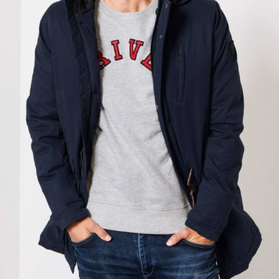 Petrol Industries Jas Parka Deep Navy