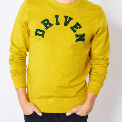 Petrol Industries Sweater Driven Vinegar