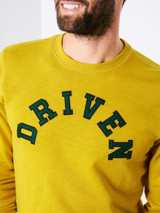 Petrol Industries Sweater Driven Vinegar
