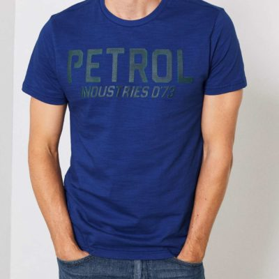Petrol Industries T-shirt Petrol Artwork Capri
