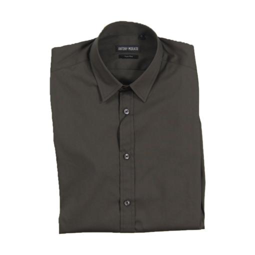Antony Morato Super slim-fit overhemd groen