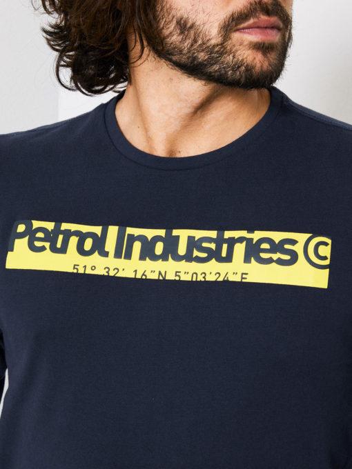 Longsleeve Petrol Industries Deep Navy