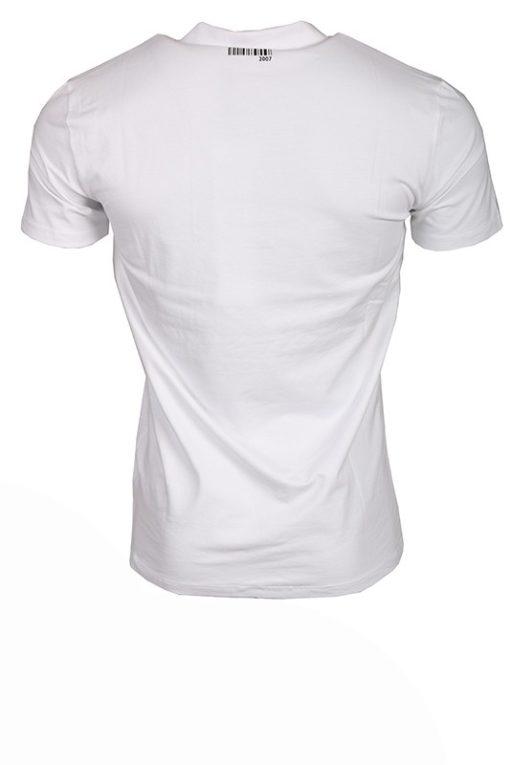 Antony Morato regular fit polo met logo wit