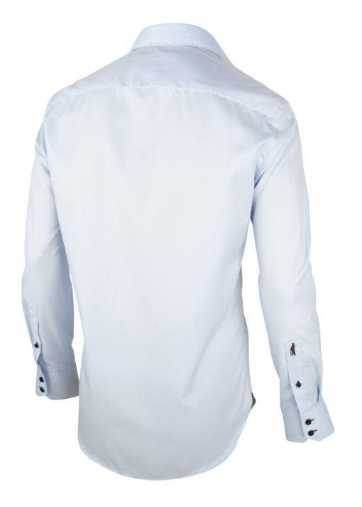 Cavallaro Napoli Elesto Shirt Blauw