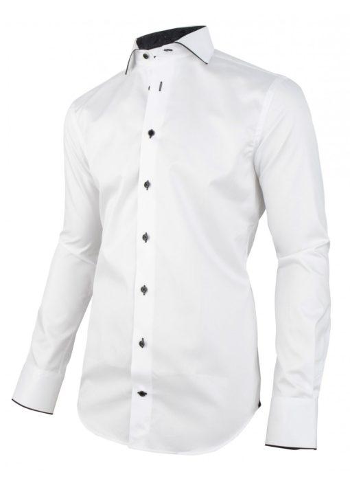 Cavallaro Napoli Freddi Shirt Wit