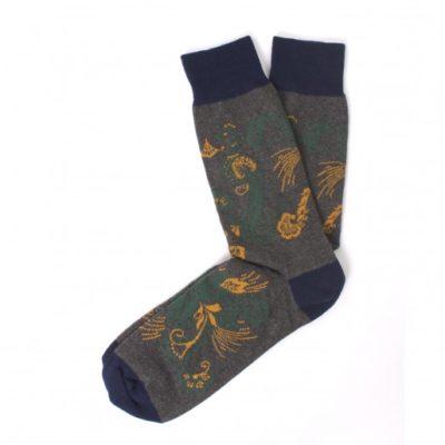 Tresanti Katoenen sokken perzisch design