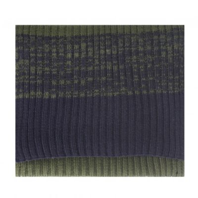 Tresanti Groen gebreide sjaal