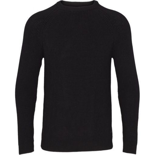 Just Junkies Knit Sweater Jakko Black