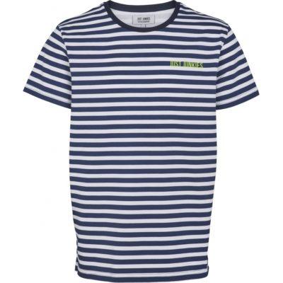 Just Junkies Roxi T-Shirt Navy/white