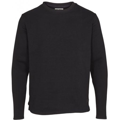 Just Junkies Emilio Crew Sweater Black