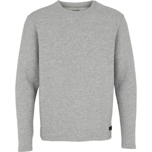 Just Junkies Emilio Crew Sweater Grey mell