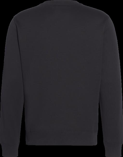 Calvin Klein Sweatshirt van gemengd materiaal met logotape CK BLACK