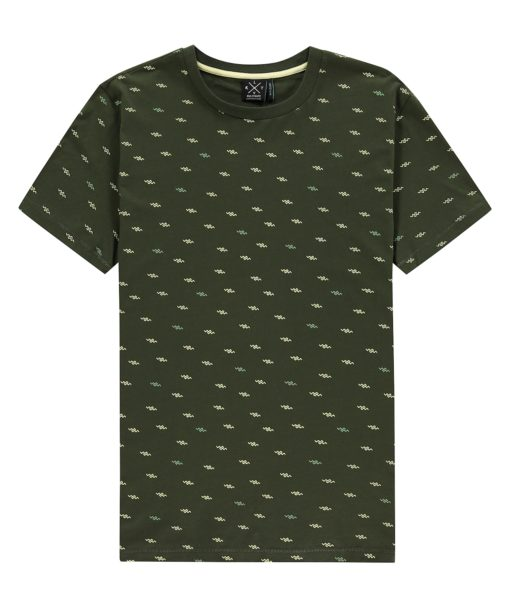 Kultivate Tee Ziggy Kombu Green