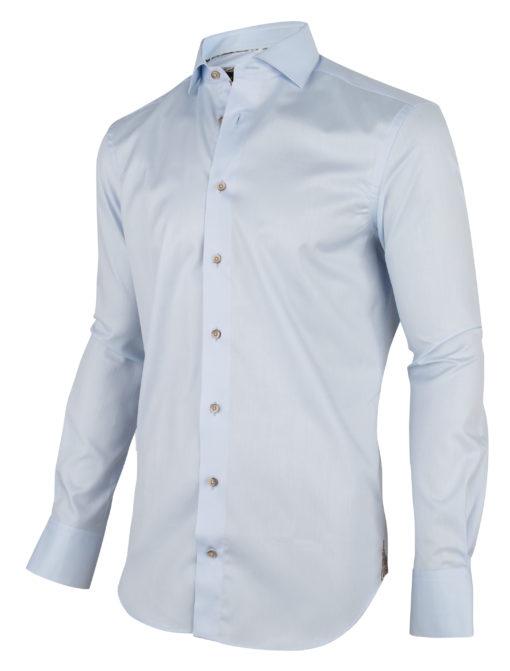Cavallaro Napoli Nevino Shirt Lichtblauw