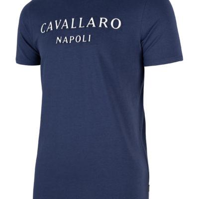 Cavallaro Napoli Miraco Tee Donkerblauw