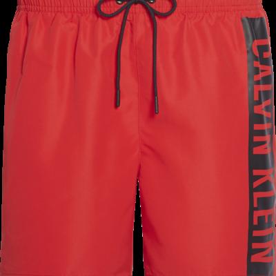 Calvin Klein Medium zwemshort met trekkoord - Intense Power HIGH RISK